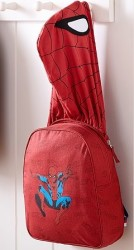 Spider-Man Hoodie Backpack for $15