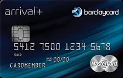 Barclaycard Arrival Plus(TM) MasterCard(R)