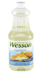 Wesson 48-Oz. Cooking Oil