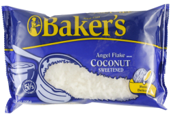 Baker's 14-Oz. Angel Flake Coconut