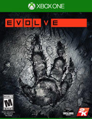 Evolve for PS4 or Xbox One