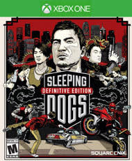 Sleeping Dogs Definitive Edition for PS4 or Xbox One