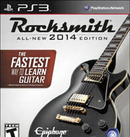 Rocksmith 2014 Edition for PS3 or Xbox 360