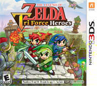 Zelda: Triforce Heroes for 3DS