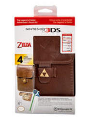 Legend of Zelda Pouch Kit for 3DS XL