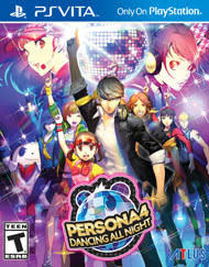 Persona 4: Dancing All Night for PS Vita