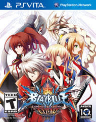 BlazBlue: Chrono Phantasma EXTEND for PS Vita