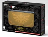 New Nintendo 3DS XL Handheld System Zelda Hyrule Edition