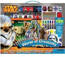 World of Creativity 1,000-Pc. Art Sets