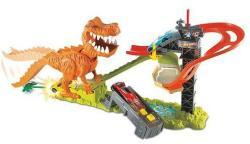 Hot Wheels T-Rex Takedown Set