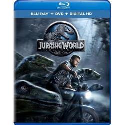 Jurassic World On Blu-Ray / DVD / Digital Copy