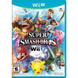 Super Smash Bros for Wii U $49.99 - $59.99 + $15 Target Gift Card