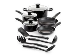 Tools of the Trade Aluminum Nonstick 12-Pc. Cookware Set