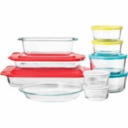 Pyrex 18-Pc. Bakeware Set