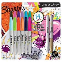 Sharpie Special Edition 14-Ct. Fine-Tip Markers
