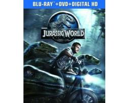 Jurassic World On Blu-Ray / DVD / Digital Copy