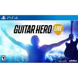 Guitar Hero Live for PS4 + Microphone