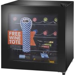 Insignia 16-Bottle Wine Cooler w/ Wine Tote
