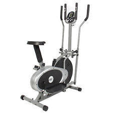 Elliptical Bike 2-in-1 Cross Trainer