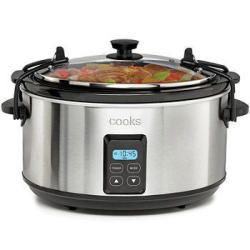 Cooks 5-Qt. Programmable Slow Cooker