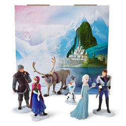 Disney Collection 6-Pc. Figurine Sets