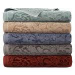 Royal Velvet Sculpted Bath Towel