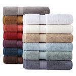 "Royal Velvet 30x56"" Egyptian Cotton Solid Bath Towel"