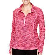Xersion Women's Half-Zip Performance Pullover