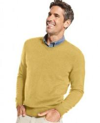 Club Room Men's Cashmere Sweaters
