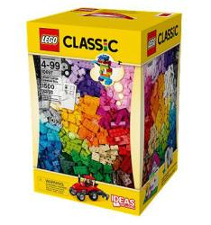 LEGO Classic 1,500-Pc. Creative Box