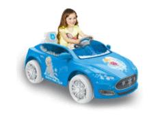 Disney Frozen 6V Car