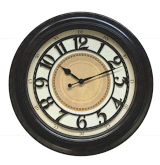 "Better Homes & Gardens 28"" Wall Clock"