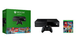 Xbox One 500GB The LEGO Movie Video Game Bundle