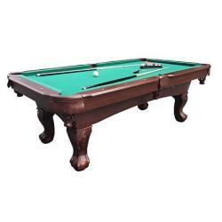 Springdale 7.5-Ft. Billiard Table + Accessory Rack