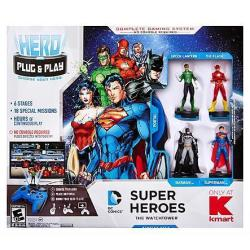 Hero Portal DC Super Heroes Plug & Play Game + Booster Pack