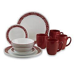 Corelle Livingware 16-Pc. Dinnerware Sets