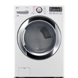 LG DLEX3370W 7.4-Cu. Ft Electric Dryer w/ Steam Cycle