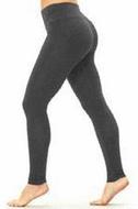 Bally Women's Fitness Tummy-Control Leggings