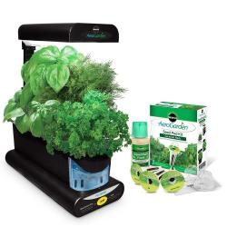 More Than 45% off Miracle-Gro AeroGarden Ultra LED Indoor Garden w/ Gourmet Herb Seed Kit