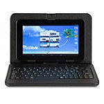 "7"" 8GB Tablet w/ Case & Keyboard"