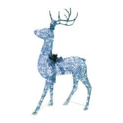 "48"" LED Standing Deer"