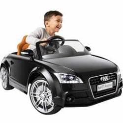 Audi 6V Electric Convertible Ride-On