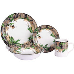 Gander Mtn. 16-Pc. Dinnerware Set