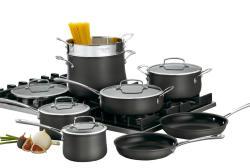 Cuisinart Hard Anodized 13-Pc. Cookware Set