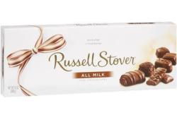 Buy 1, Get 2nd Free Russell Stover or Whitman's Sampler 10- to 12-Oz. Chocolates Boxes