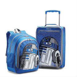 Disney Star Wars 2-Pc. Rolling Suitcase w/ Backpack Set
