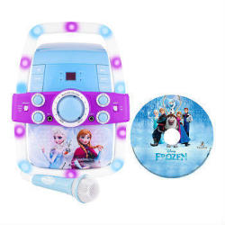 Disney Frozen Flashling Lights Karaoke