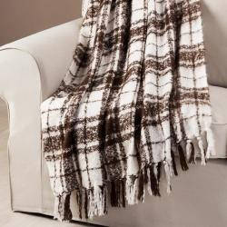 Faux Mohair Soft Throw