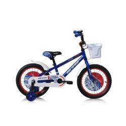"Micargi Jakster Boys' 16"" BMX Bicycle in Blue"