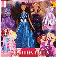 "Fashion Stylist 11.5"" Doll"